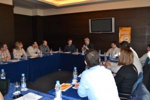 Адвокатот Александар Кашумов ги охрабри македонските новинари што повеќе да ги користат можностиte кои им стојат на располагање преку Законот за слободен пристап до информации